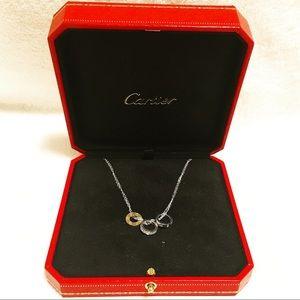 Cartier  necklace (Love) -23 diamonds